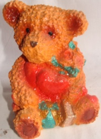 "Статуэтка фигурка для сада ""Медвежонок"""