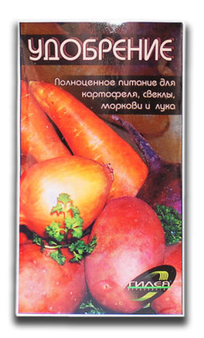 Гилея для картофеля, свеклы, моркови, лука 25г