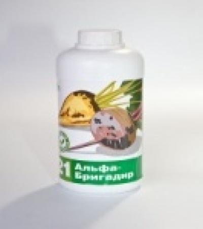 Альфа-Бригадир 1л