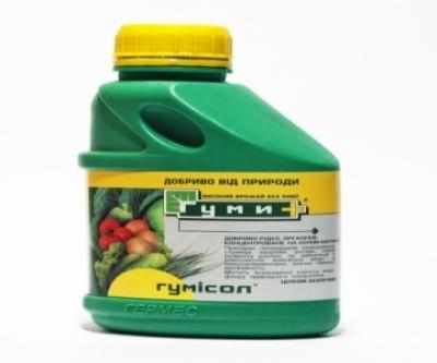 Гумисол 1,5л  органическоеудобрение для овощей