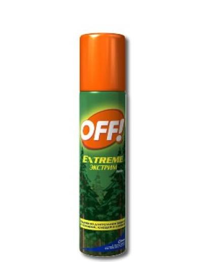 Аєрозоль от комаров Экстрим Офф 100 мл