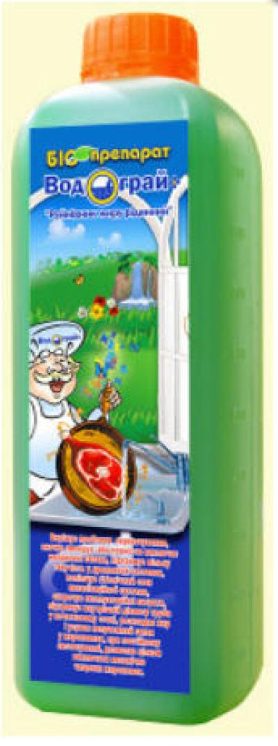 Биопрепарат Водограй + Разрушитель жира жидкий 1л