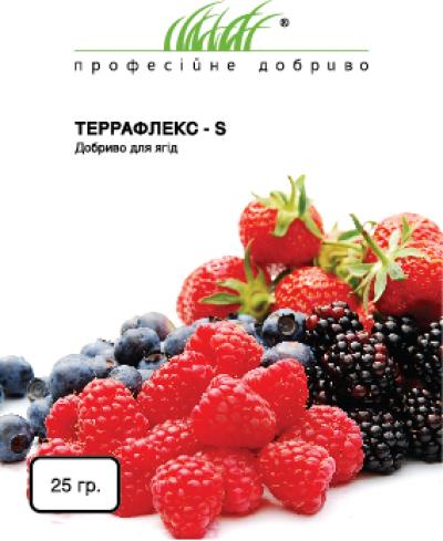 Террафлекс-S для ягод 25г