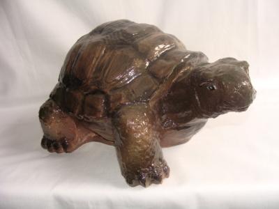 Статуэтка фигурка для сада «Черепаха большая»