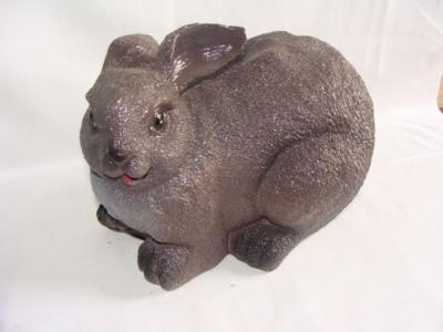 Статуэтка, фигурка для сада из  гипса «Кроль»