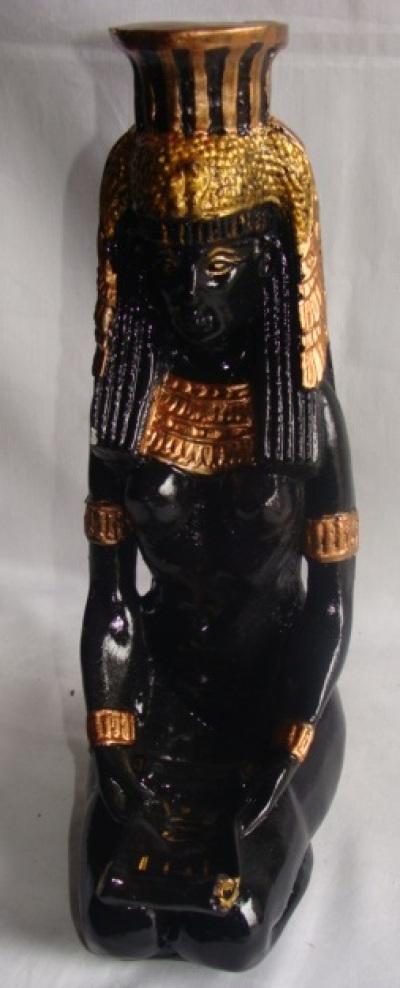 Статуэтка, фигурка для сада из  гипса «Фараон»
