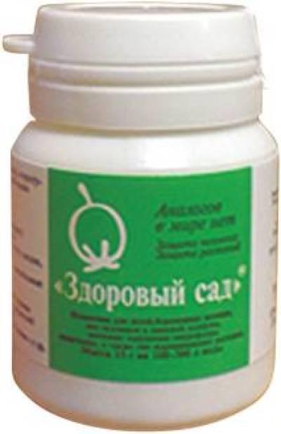 Купить препарат Здоровый Сад 1 шт природное средство