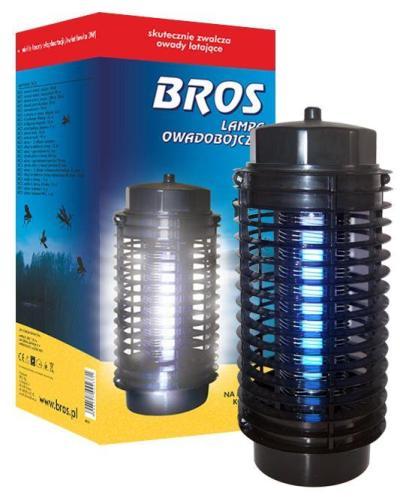 Купить BROS инсектицидная лампа от комаров и мух 1шт