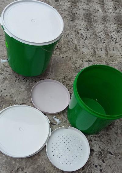 Купить ЭМ - ведро для ферментации органических отходов 1шт