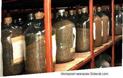 Хранения семян, сохранность всхожести и качества, сроки годности